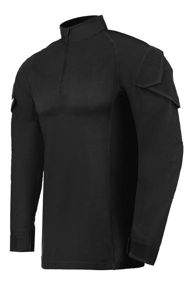 Combat Shirt Invictus Operator Camisa Tatica Militar Airsoft