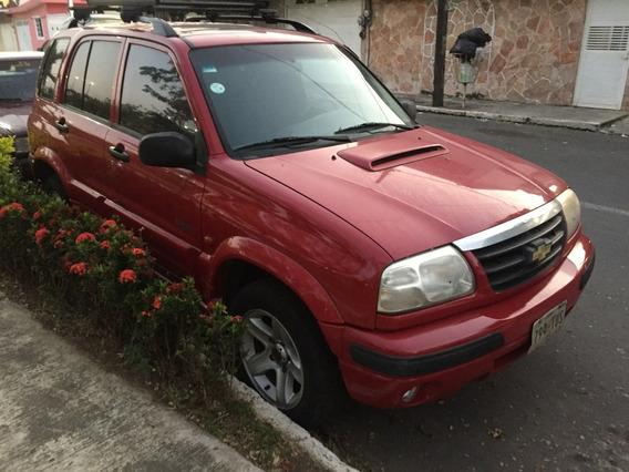 Chevrolet Tracker 2006 Con Quemacocos Y Clima En Buen Estado