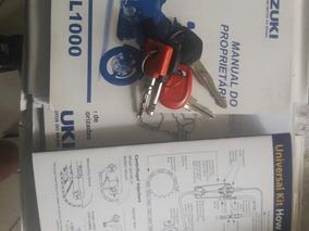Suzuki Big Trail Dl 1000
