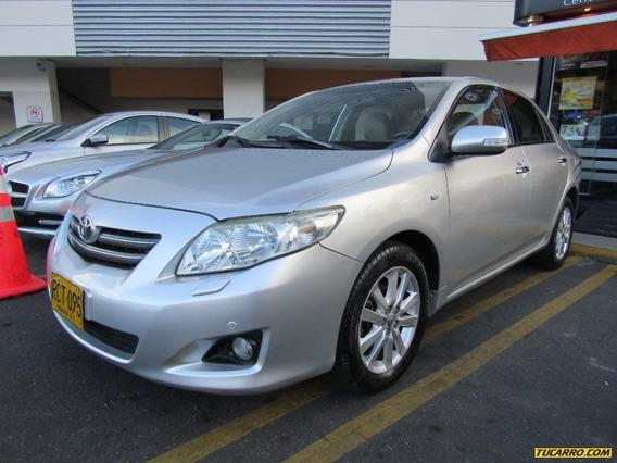 Toyota Corolla 1.8 At