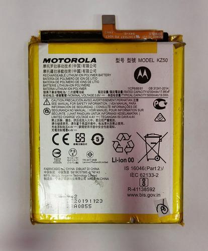 Batería Motorola G8 Power 100% Original