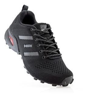 Zapatillas Trekking Damas Mujer I-run 3889-f1 Luminares