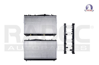 Radiador Chevrolet Optra 2004-2010 T / A