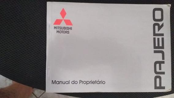 Manual Do Proprietário Pajero Gls 99 Diesel