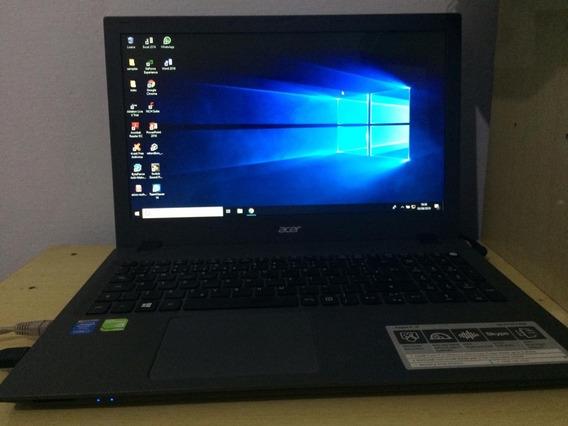 Notebook Acer Aspire E 15