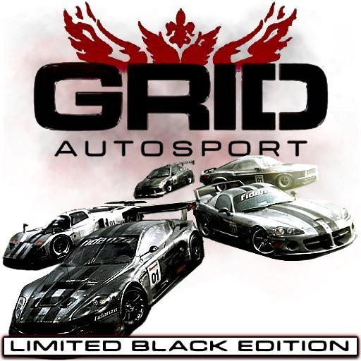 Grid Autosport Black Edition - Pc Mídia Digital