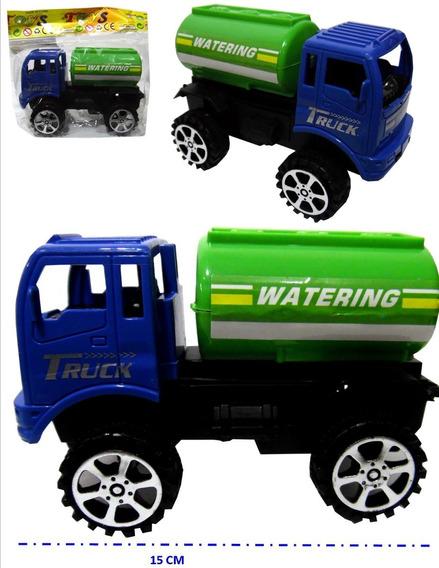 Camion Cisterna De Juguete