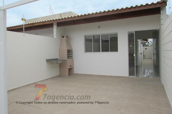 Ch84 Casa Nova Lado Praia Churrasqueira 2 Quartos 1 Suite