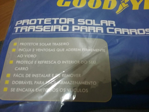 Protetor Solar Traseiro
