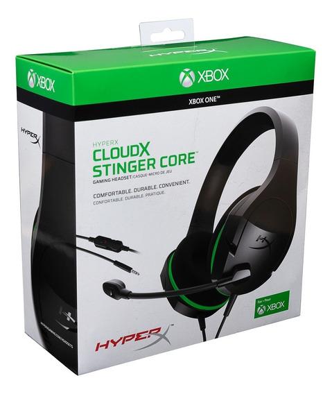 Audifonos Hyperx Cloudx Stinger Core Xbox - Hx-hscscx-bk