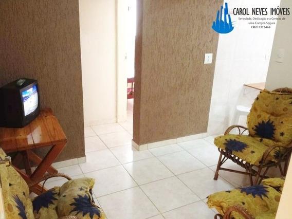 2473-lindo Apartamento Centro De Mongaguá