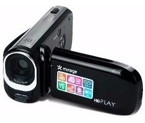 175l Filmadora Hd Play Mirage 14 Megapixels