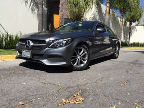 Mercedes-benz Mercedez Benz Clase C 2017 1.6 180 Coupe At