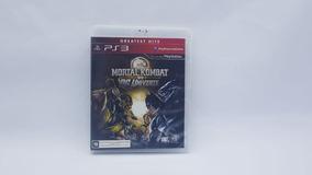 Mortal Kombat Vs Dc Universe - Ps3 - Cd Original