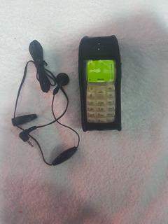 Nokia 1100 Retro, Telcel + Manos Libres+ Cargador