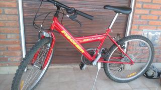 Bicicleta Rodado 24 Mtb Unisex Impecable