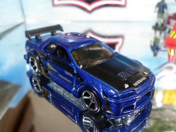 Hot Wheels Nissan Skyline R32 Dropstars 60/2006 Raro Loose