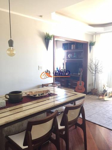 Imagem 1 de 15 de Edifício Florença - Apartamento A Venda No Bairro Vila Guarani - Jundiaí, Sp - Ph85859