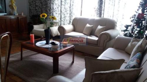 Casa Com 3 Dormitórios À Venda, 146 M² Por R$ 810.000,00 - Centro - Guarulhos/sp - Ai9504