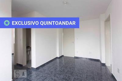 Apartamento No 5º Andar Com 2 Dormitórios E 1 Garagem - Id: 892846682 - 146682