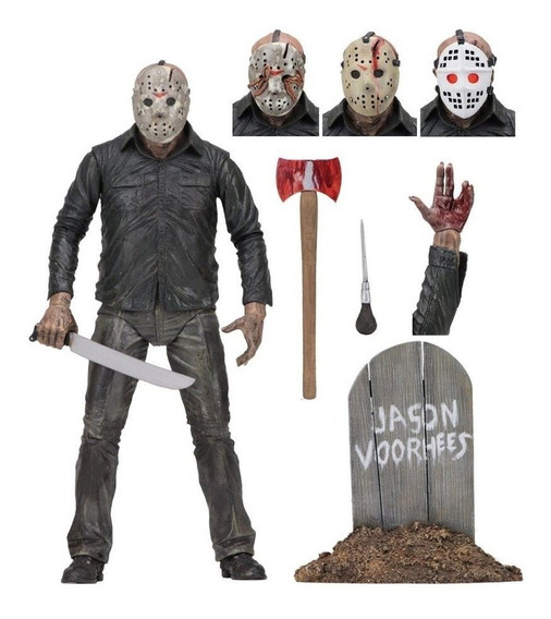 Jason A New Beginning (7 ) Friday The 13th - Neca