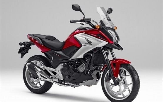 Honda Nc 750 X Automatica