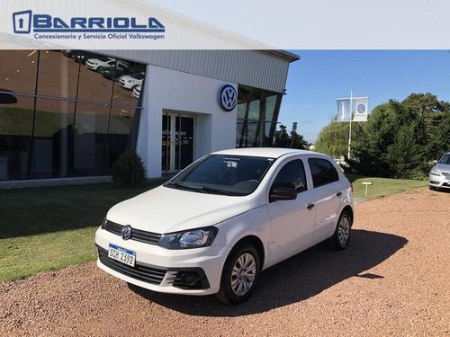 Volkswagen Gol Power 2017 Excelente Estado - Barriola