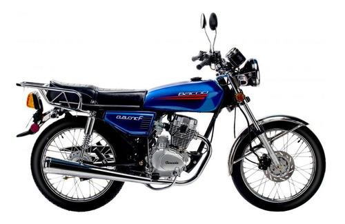 Baccio Classic F 125 - Moped