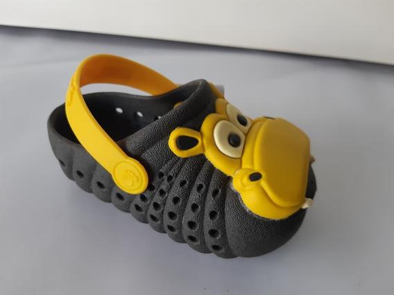 Sandália Chinelo Crocs Babuche Pé Com Pé 55003 Zoo 5267