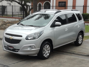 Chevrolet Spin 1.8 Ltz 7as At 2014 $460000