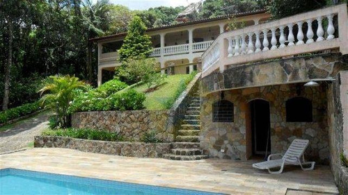Chácara Residencial À Venda Em Condomínio Fechado Portão, Atibaia - Ch0518. - Ch0518