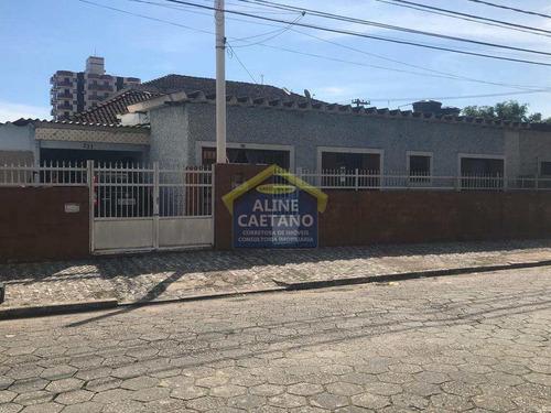 Casa Com 2 Dorms, Ocian - R$ 290 Mil - Vesa021376