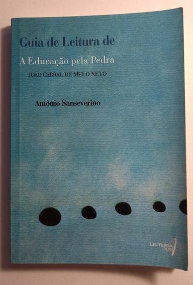 Livro A Educação Pela Pedra - João Cabral De Melo Neto
