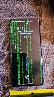 Celular Samsung S10 Plus Usado