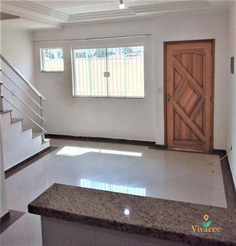 Imagem 1 de 11 de Sobrado Com 2 Dormitórios À Venda, 117 M² Por R$ 455.000,00 - Penha De França - São Paulo/sp - So0993