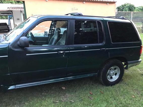 Ford Explorer Xl Aut Xl Automática