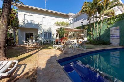 Casa À Venda No Condomínio Millenium, Valinhos - Sp - Ca1820