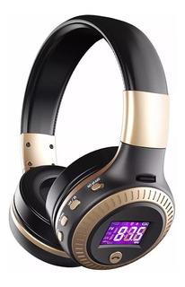 Auricular Zealot B19 Bluetooth Lector Micro Sd Radio