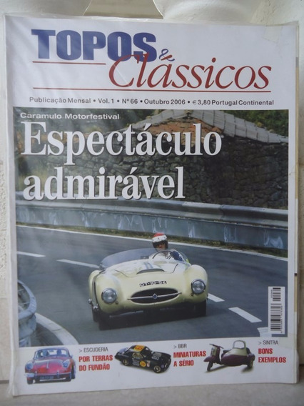 Topos & Classicos N°66 Caramulo Motorfestival Bbr Miniaturas