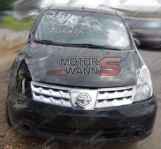 Nissan Gran Livina 2010 / 2011 Sucata Para Retirada De Peças