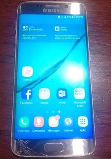 Samsung Galaxy S6 Edge Curvo 32gb Rematoo Negociable Vendo