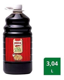Salsa Negra De Soya Fruco X 3040 Ml - g a $10