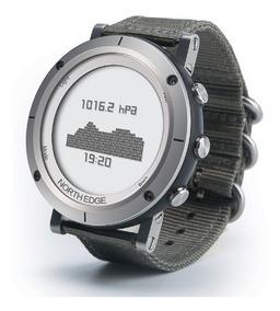 Relógio Altímetro Cardíaco Termômetro North Edge 50m