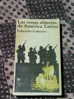 Las Venas Abiertas De America Latina (edic Ant.) Z.norte