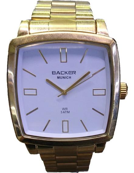 Relógio Backer - 3427145lbr
