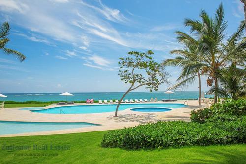 Imagen 1 de 10 de Apartamento Con Vista A La Playa En Cabarete Wpa43 B