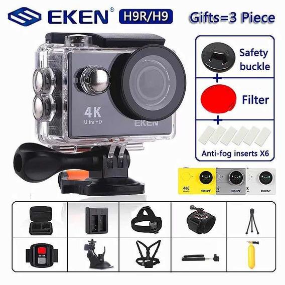 Câmera Ação Eken H9/h9r 4k