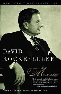 Libro Memoirs: David Rockefeller Nuevo Envío Gratis