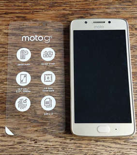 Celular Moto G5 Gold Dual Sim Liberado