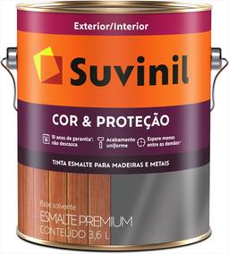 Tinta Esmalte Sintético Areia 3,6 Litros Suvinil